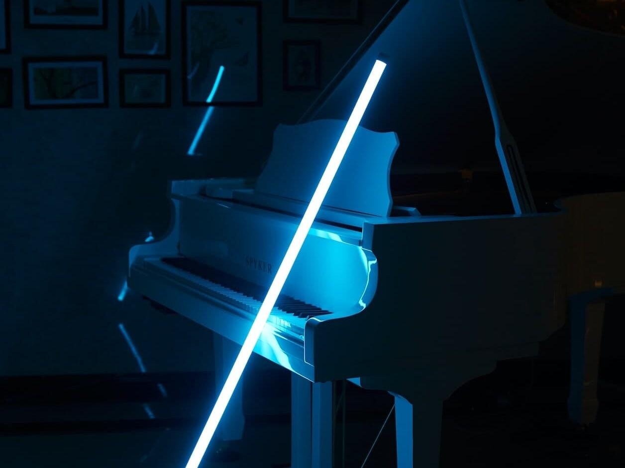 led neon lamp echoneon 2