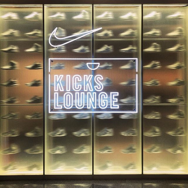 custom neon signs for shops clothing store and mall