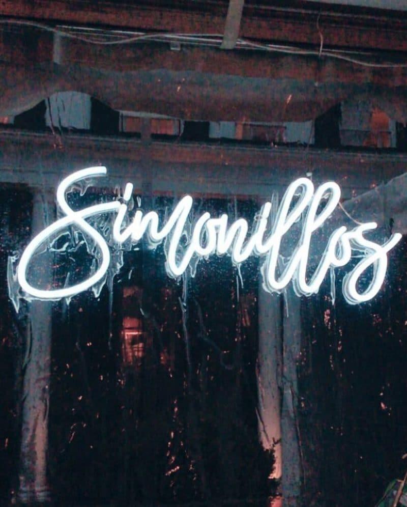 sinloniffos neon sign