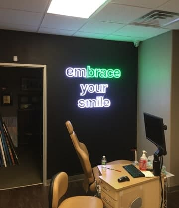 business neon signs