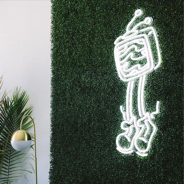 custom logo neon signs