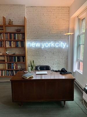 new york neon signs