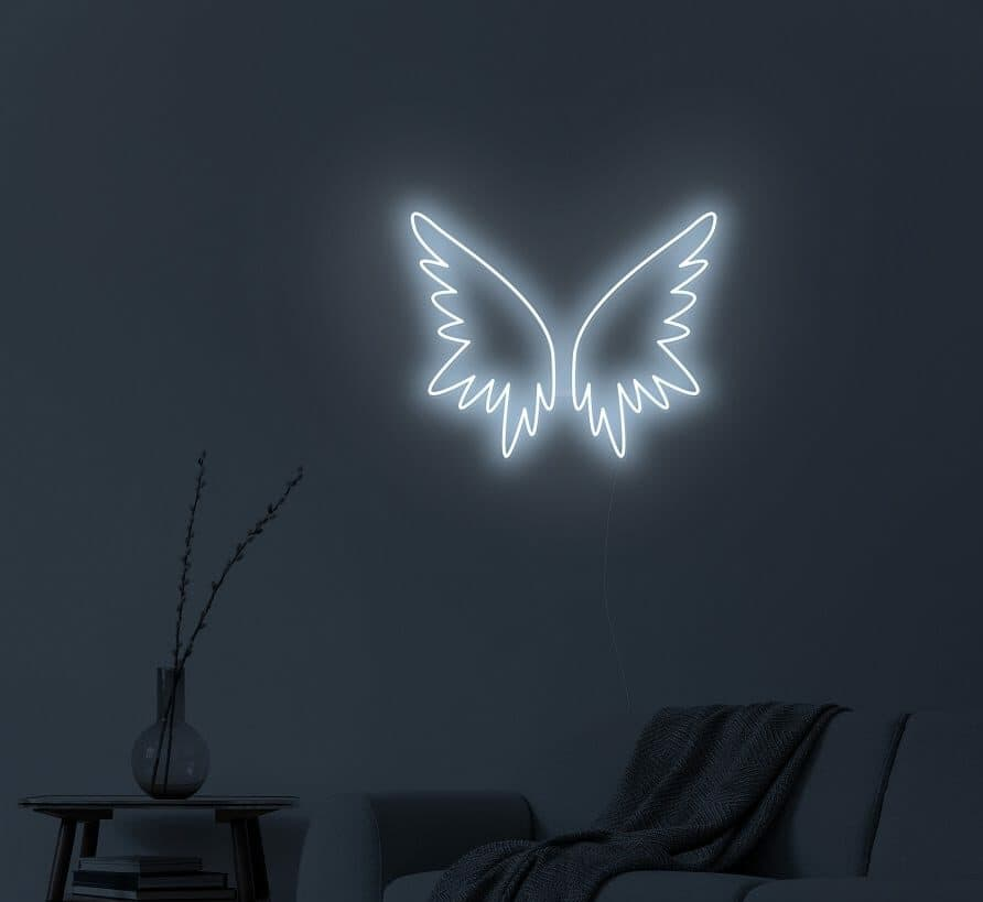 neon sign for living room