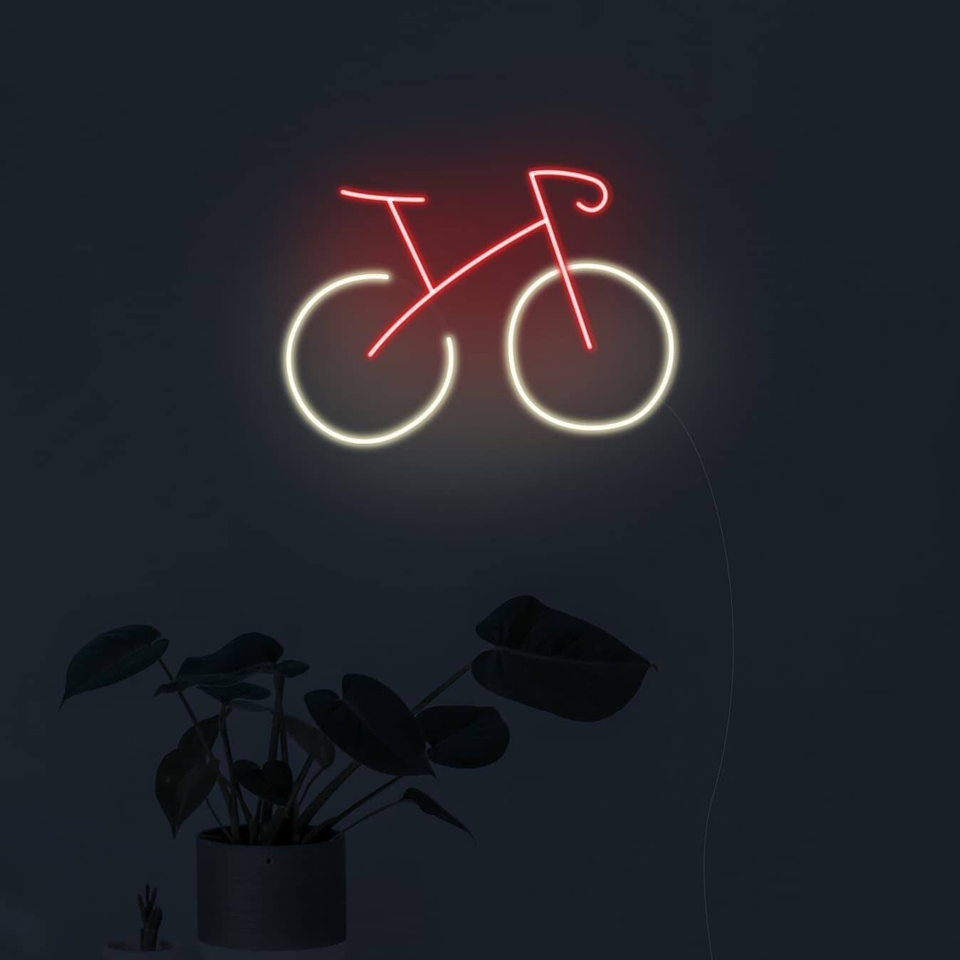 bike neon light