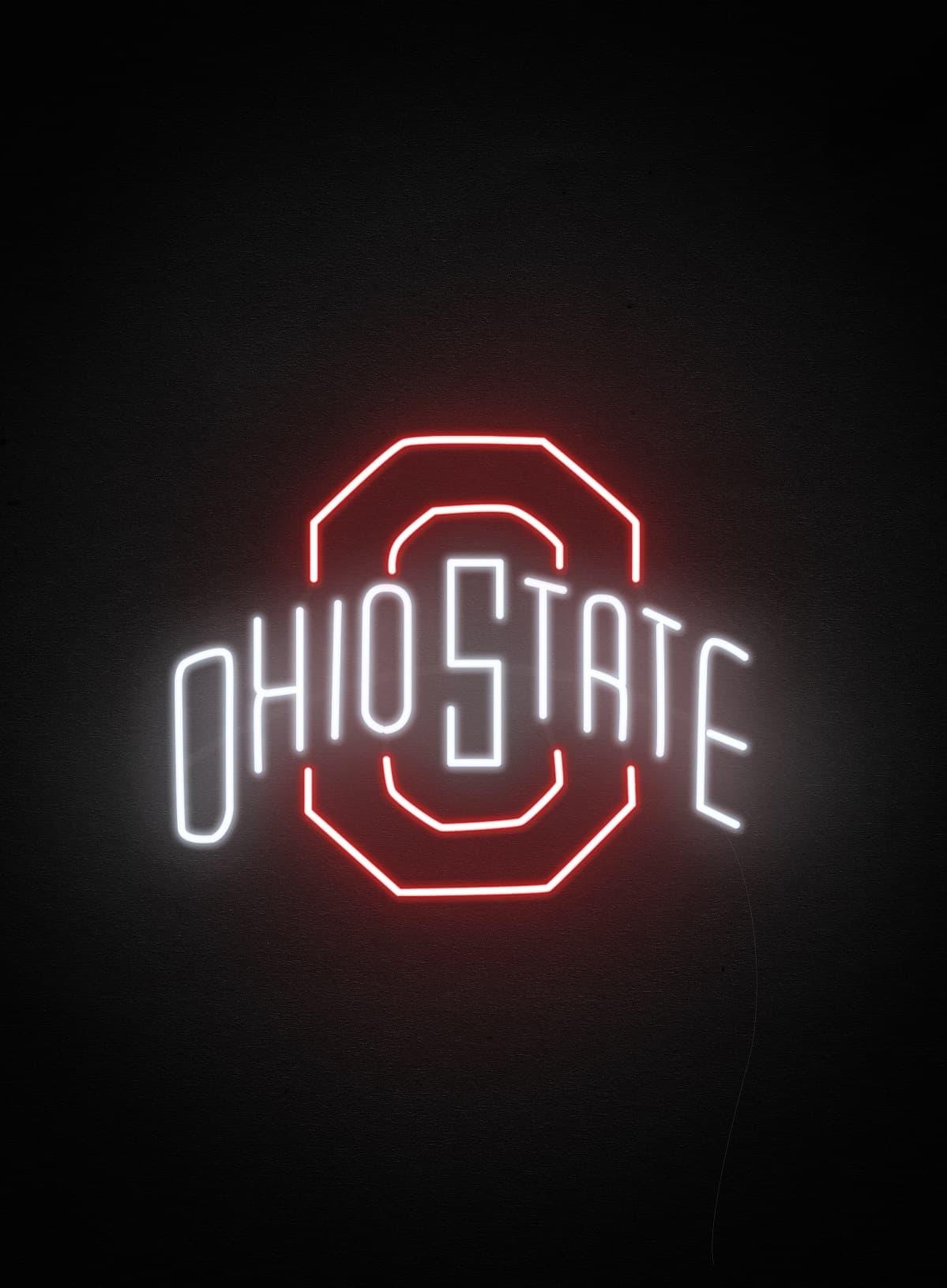 football neon signs