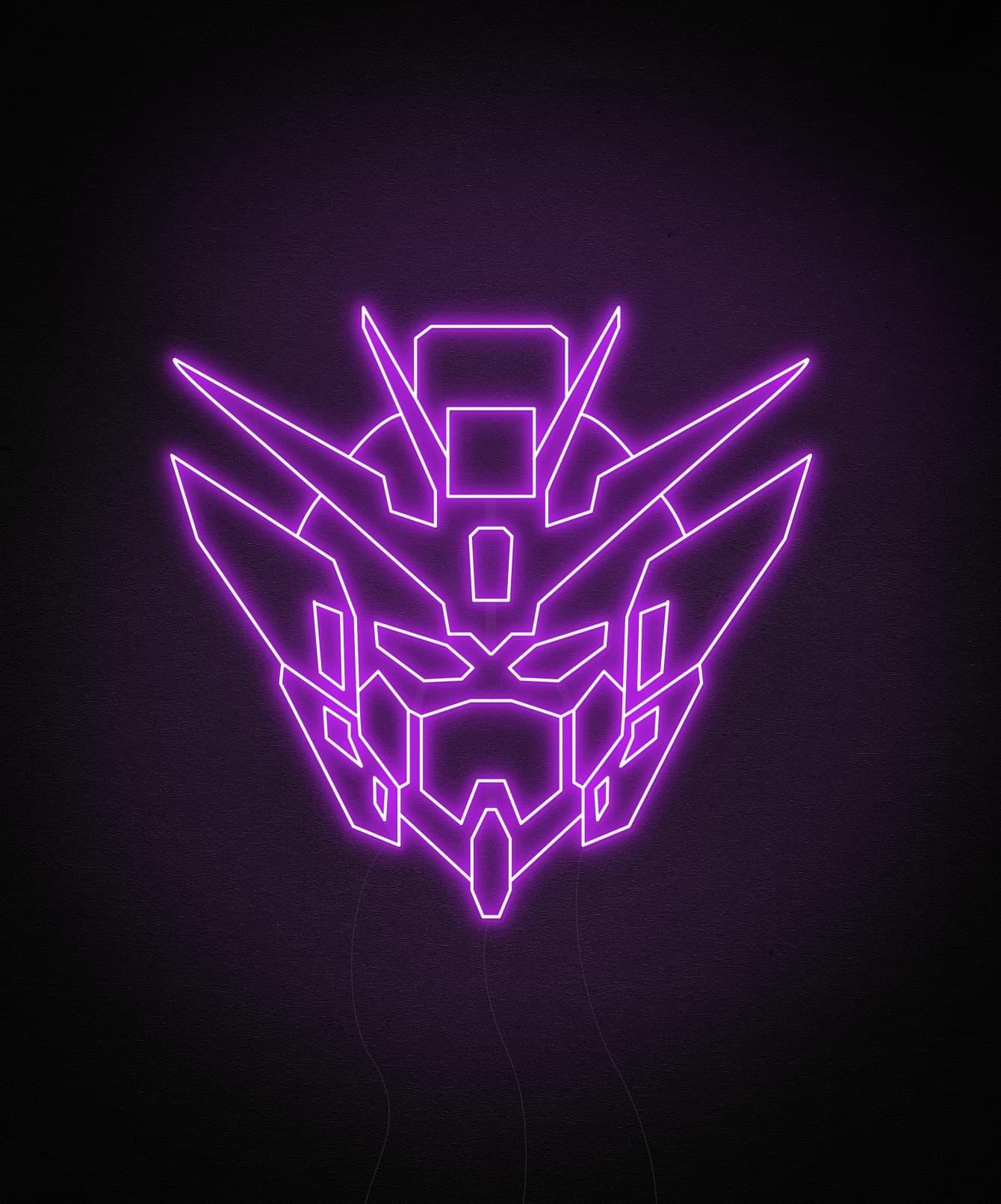gundam custom neon