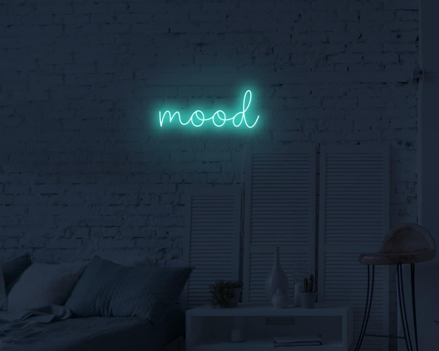 mood neon light