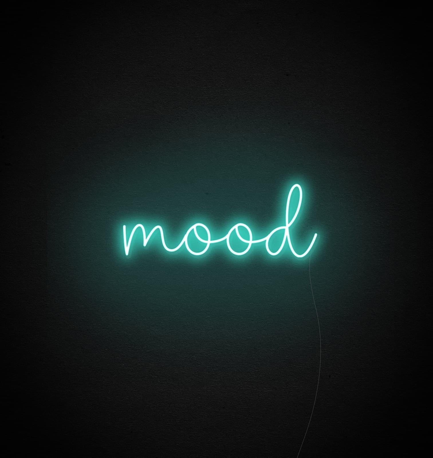 mood neon signs