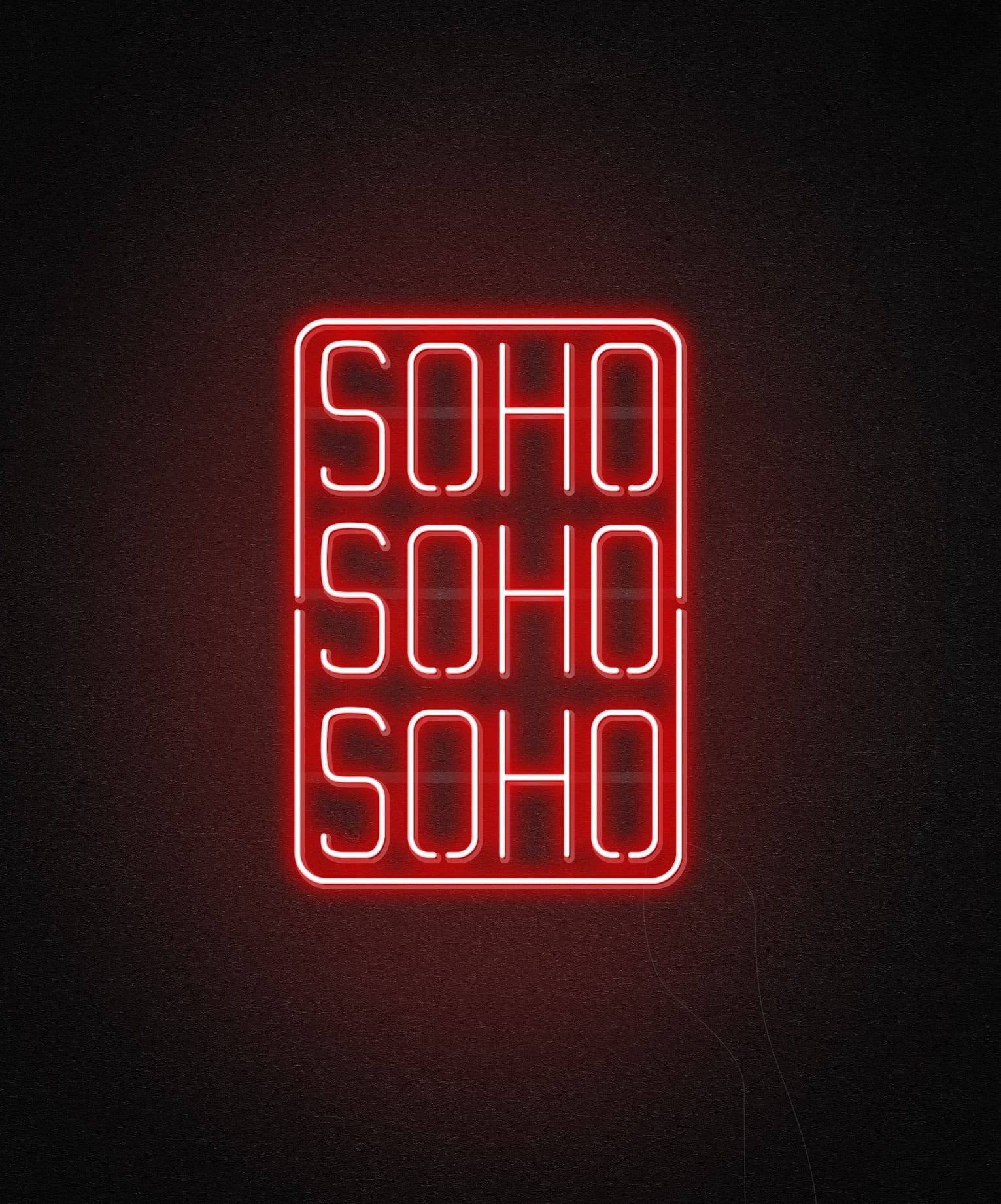 soho neon signs