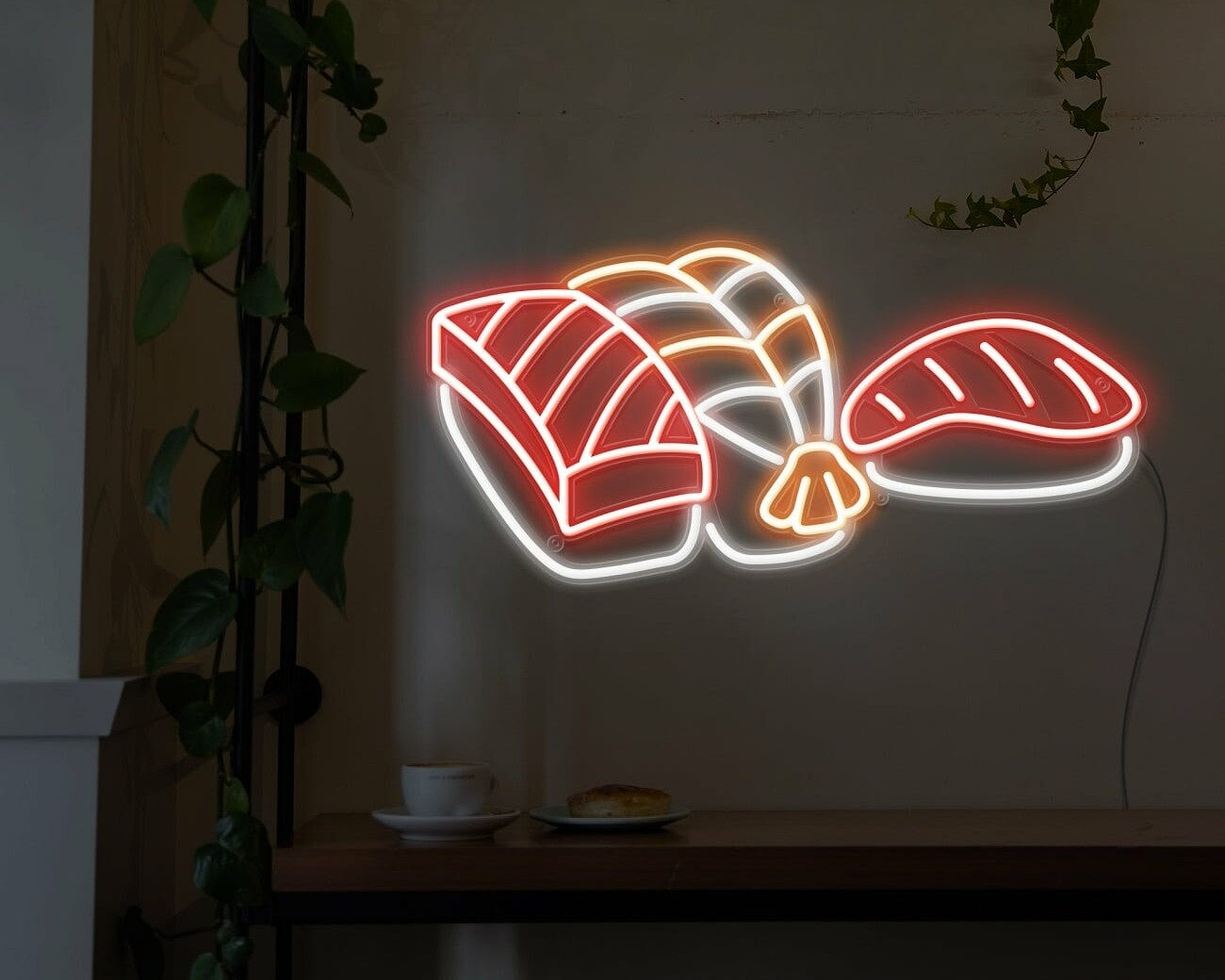 sushi neon signs